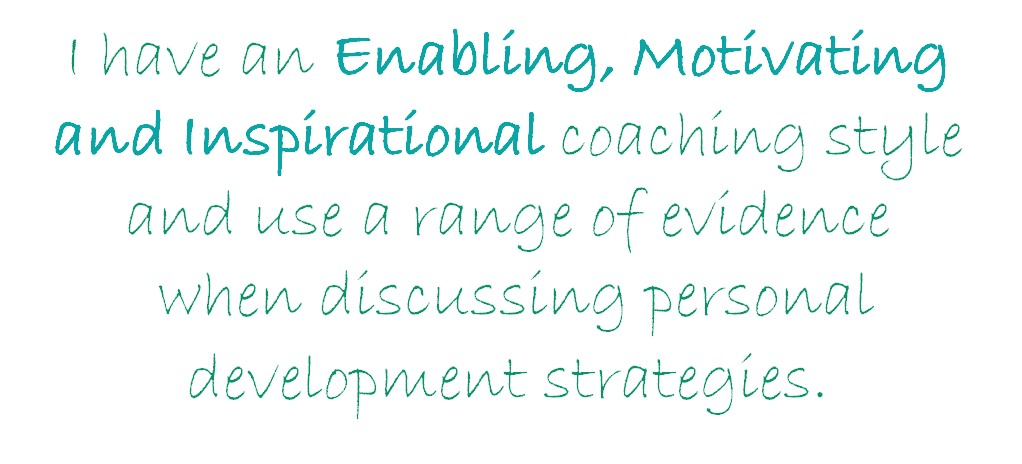 I have an enabling coaching style 1